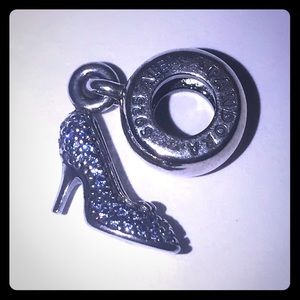 Pandora Jewelry - Disney x Pandora Cinderella Slipper Charm